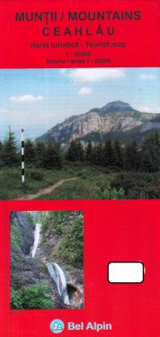 Ceahlau Mountains 1:50.000