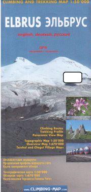 Elbrus 1:50.000
