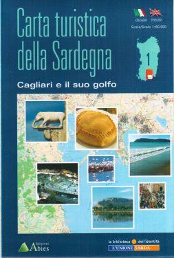Cagliari e il suo golfo f.1 1:60.000