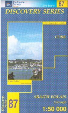Cork contea - Kinsale f.87 1:50.000