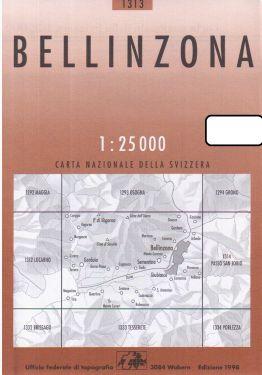 Bellinzona 1:25.000