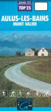 Aulus-les-Bains, Mont Valier 1:25.000