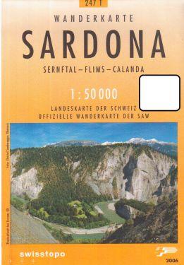 Sardona 1:50.000