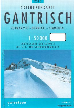 Gantrisch 1:50.000