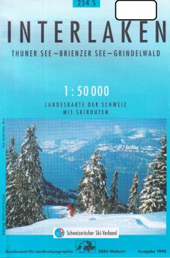 Interlaken 1:50.000