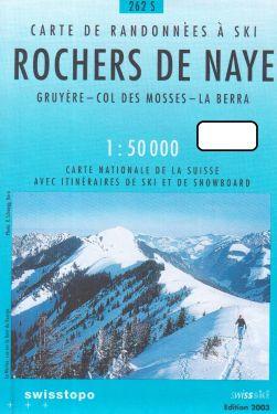 Rochers de Naye 1:50.000