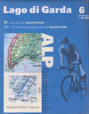 Lago di Garda 1:50.000 foglio n°6
