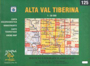 Alta Val Tiberina 1:50.000 (125)