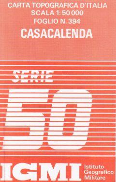 Casacalenda 1:50.000
