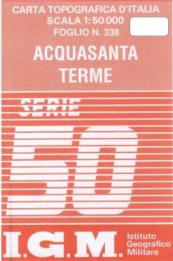 Acquasanta Terme 1:50.000
