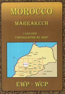 Marrakech 1:160.000
