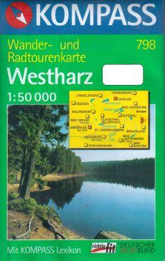Westharz 1:50.000