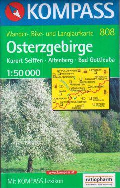 Osterzgebirge 1:50.000