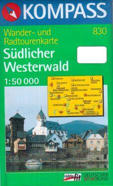 Südlicher Westerwald 1:50.000