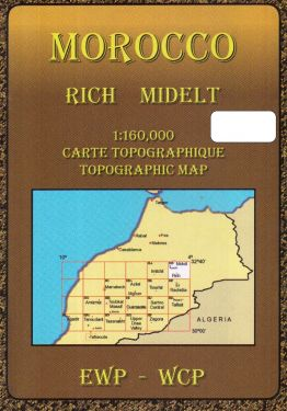 Rich, Midelt 1:160.000