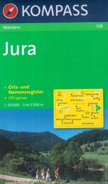 Jura 1:50.000