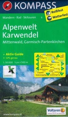 Alpenwelt, Karwendel 1:50.000