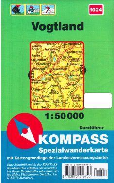 Vogtland 1:50.000