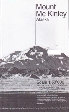Mount Mc Kinley 1:50.000