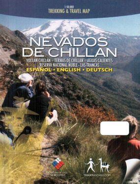Nevados de Chillian 1:50.000