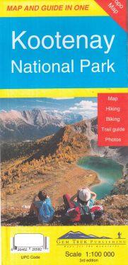 Kootenay National Park 1:100.000