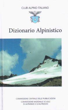 Dizionario alpinistico