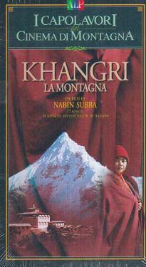 Khangri la montagna