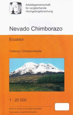 Nevado Chimborazo 1:20.000