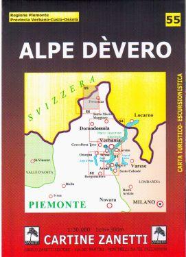 Alpe Devero 1:30.000