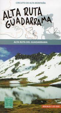 Alta Ruta Guadarrama 1:25.000