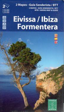 Ibiza 1:50.000 / Formentera 1:30.000