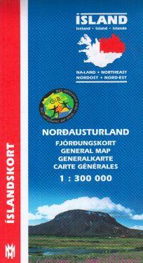 Nordausturland 1:300.000