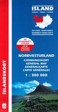 Nordvesturland 1:300.000