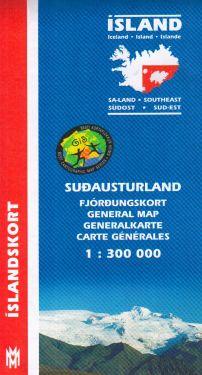 Sudausturland 1:300.000