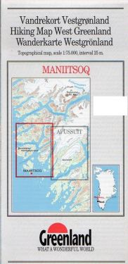 Manitsoq 1:75.000