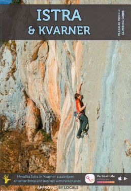 Istria and Kvarner climbing guide