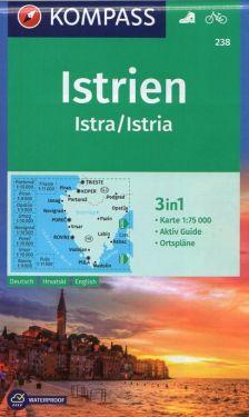 Istria 1:75.000
