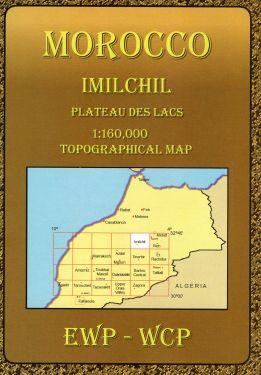 Imilchil 1:160.000