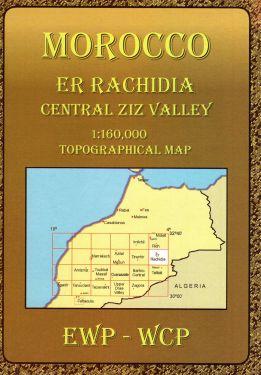 Er Rachidia 1:160.000