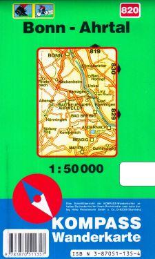 Bonn, Ahrtal 1:50.000