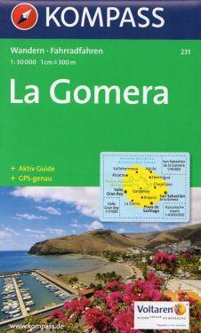 La Gomera 1:30.000