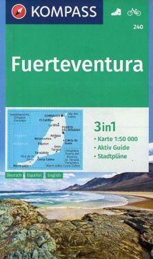 Fuerteventura 1:50.000