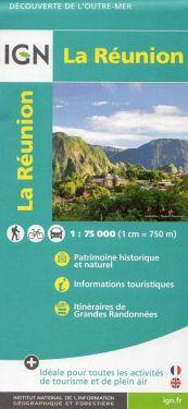 La Réunion 1:75.000
