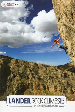 Lander Rock Climbs - Wyoming