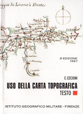 Uso della carta topografica - Testo e illustrazioni