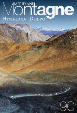Meridiani Montagne n°90 - Himalaya, Dolpo