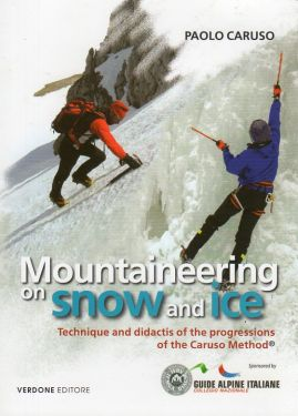 Mountaineering on snow and ice
