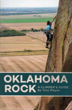 Oklahoma Rock, a climber's guide