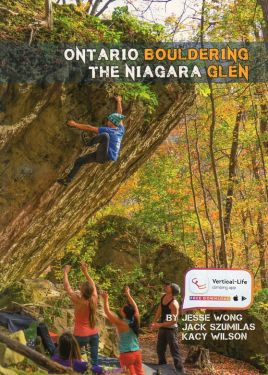 Ontario Bouldering - The Niagara Glen