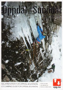 Oppdal and Sunndal ice climbing